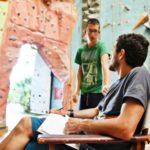 Μαθήματα αναρρίχησης κλειστού χώρου στην  Αθήνα