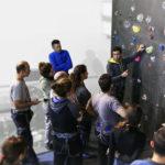 Μαθήματα αναρρίχησης κλειστού χώρου στην Χαλκίδα