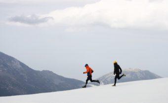 trail running technique